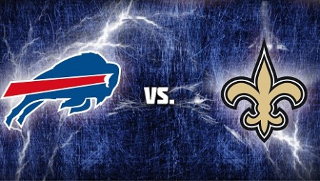 Bills vs Saints