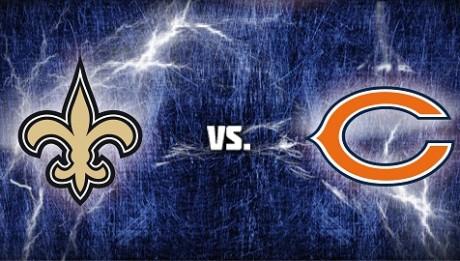 Saints vs Bears Destaque