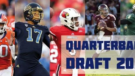 Quarterback Draft 2014