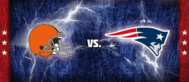 Browns vs Patriots