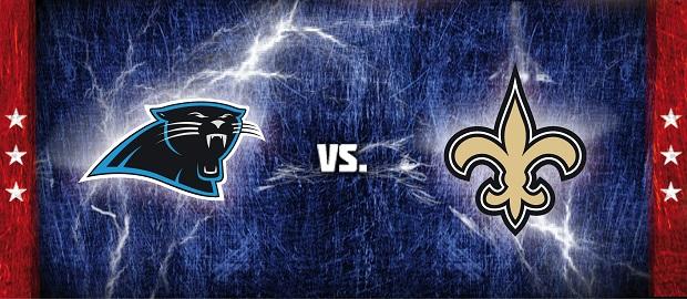 Panthers vs Saints