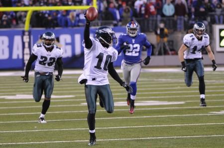 Punt Return de DeSean Jackson vs Giants