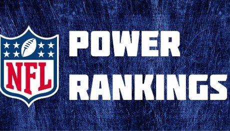 Power Rankings NFL
