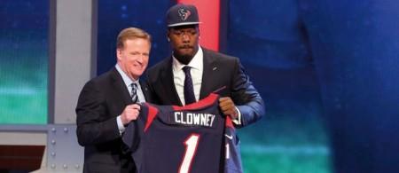 Draft 1st Round Pick Clowney, Jadeveon