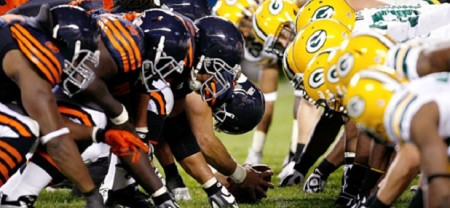 Bears vs Packers