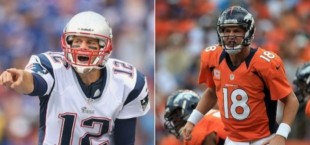 Broncos vs Patriots