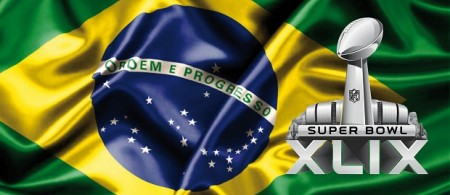 Super Bowl - Brasil