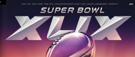 Super Bowl XLIX Program - Destaque