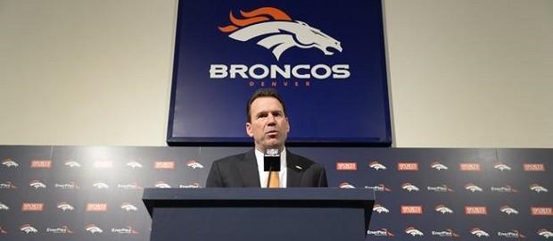 Denver Broncos Gary Kubiak