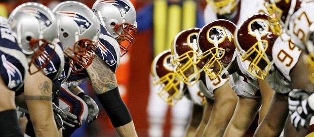 Washington Redskins vs New England Patriots 2