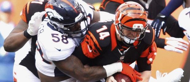 Cincinnati Bengals vs Denver Broncos