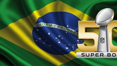 Super Bowl 50 Brasil