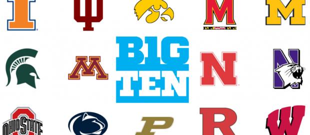 Big 10 College Football