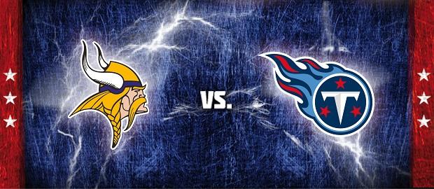 Vikings vs Titans