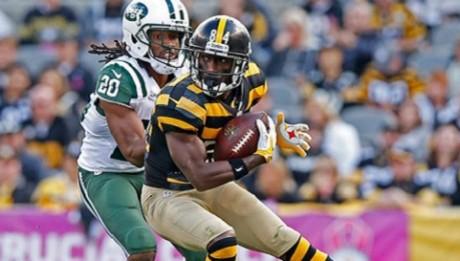 Steelers Bumblebee Jerseys