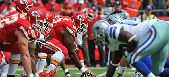 Kickoff: NFL 2017 Week 9